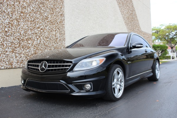 Used 2008 Mercedes-Benz CL-Class CL63 AMG | Miami, FL n10