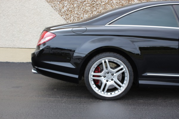 Used 2008 Mercedes-Benz CL-Class CL63 AMG | Miami, FL n11