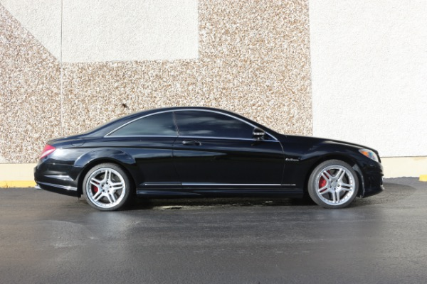 Used 2008 Mercedes-Benz CL-Class CL63 AMG | Miami, FL n12