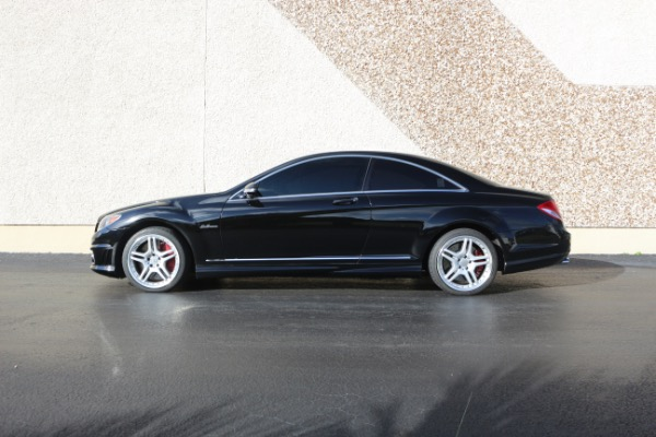 Used 2008 Mercedes-Benz CL-Class CL63 AMG | Miami, FL n18