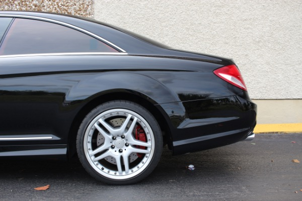 Used 2008 Mercedes-Benz CL-Class CL63 AMG | Miami, FL n19