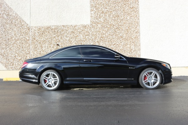 Used 2008 Mercedes-Benz CL-Class CL63 AMG | Miami, FL n2