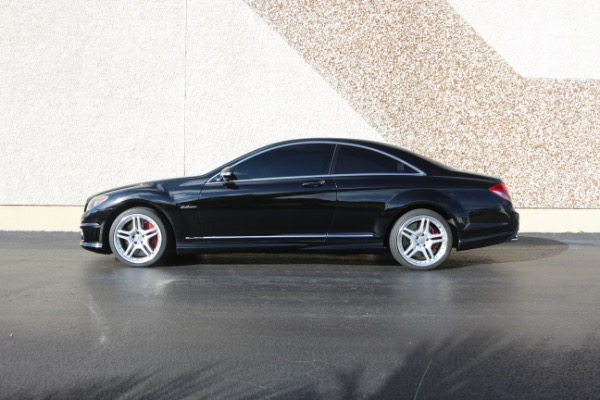 Used 2008 Mercedes-Benz CL-Class CL63 AMG | Miami, FL n21