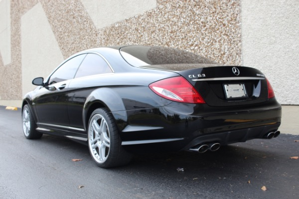 Used 2008 Mercedes-Benz CL-Class CL63 AMG | Miami, FL n23