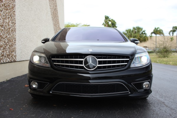 Used 2008 Mercedes-Benz CL-Class CL63 AMG | Miami, FL n3