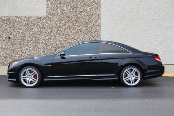 Used 2008 Mercedes-Benz CL-Class CL63 AMG | Miami, FL n4