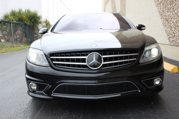 Used 2008 Mercedes-Benz CL-Class CL63 AMG | Miami, FL n9