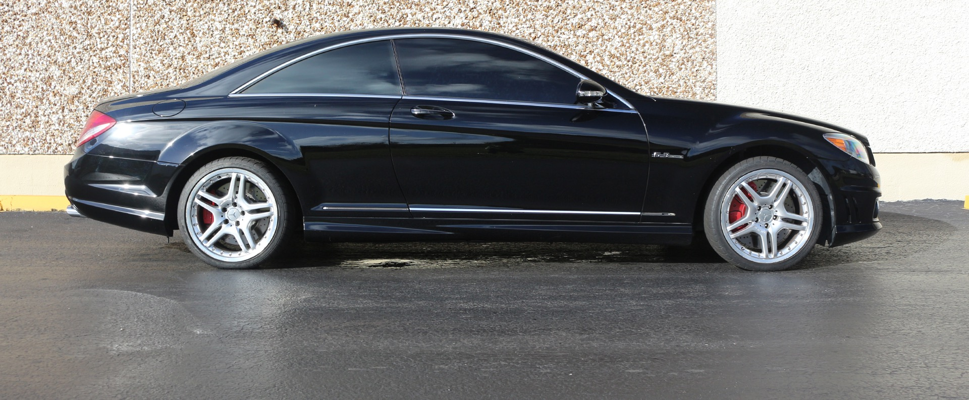 Used 2008 Mercedes-Benz CL-Class CL63 AMG | Miami, FL