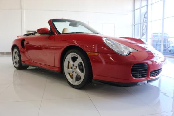 Used 2004 Porsche 911 Turbo   Miami, FL n2