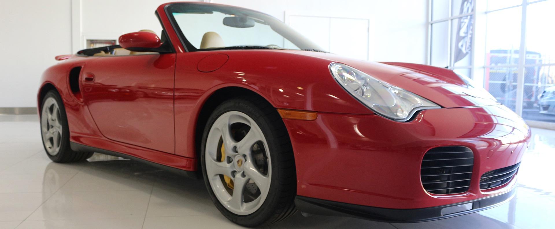 Used 2004 Porsche 911 Turbo   Miami, FL