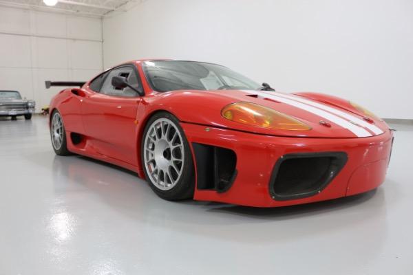 Used 2001 Ferrari 360 Challenge Challenge Michelotto | Miami, FL n2