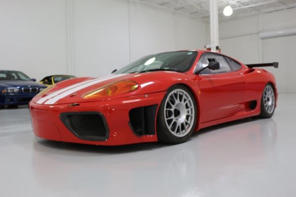 Used 2001 Ferrari 360 Challenge Challenge Michelotto | Miami, FL n4