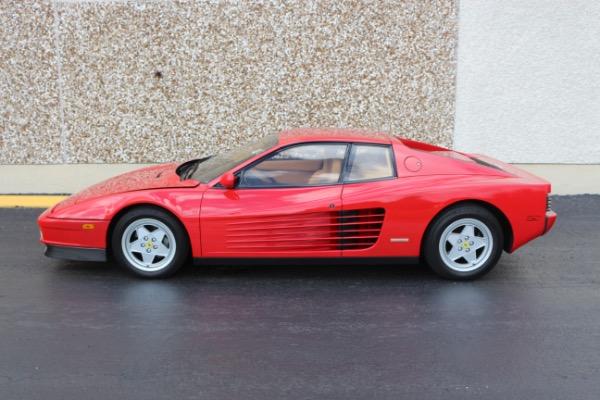 Used 1988 Ferrari Testarossa  | Miami, FL n15
