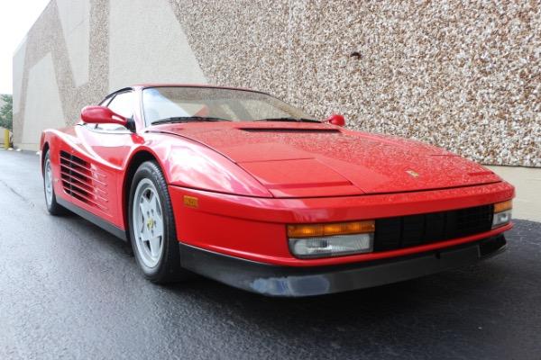 Used 1988 Ferrari Testarossa  | Miami, FL n17