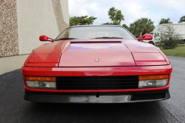 Used 1988 Ferrari Testarossa  | Miami, FL n18