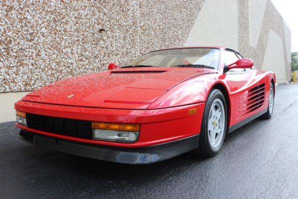 Used 1988 Ferrari Testarossa  | Miami, FL n19