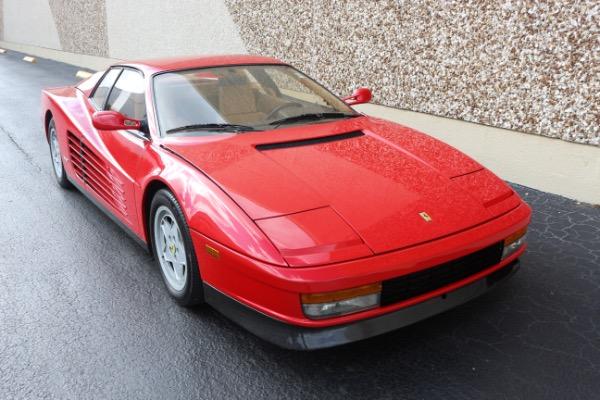 Used 1988 Ferrari Testarossa  | Miami, FL n20