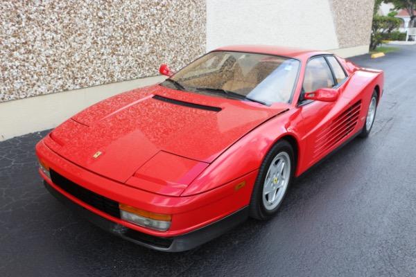 Used 1988 Ferrari Testarossa  | Miami, FL n23