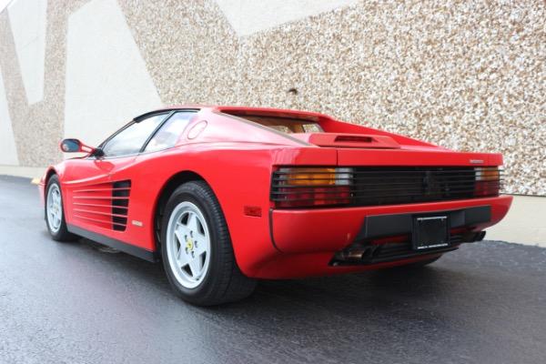 Used 1988 Ferrari Testarossa  | Miami, FL n24