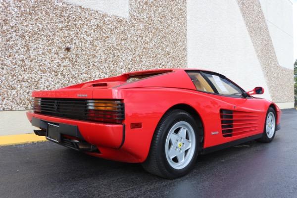 Used 1988 Ferrari Testarossa  | Miami, FL n26