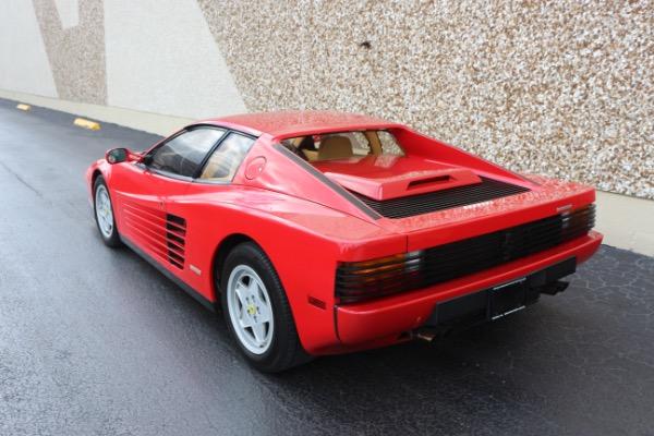 Used 1988 Ferrari Testarossa  | Miami, FL n27