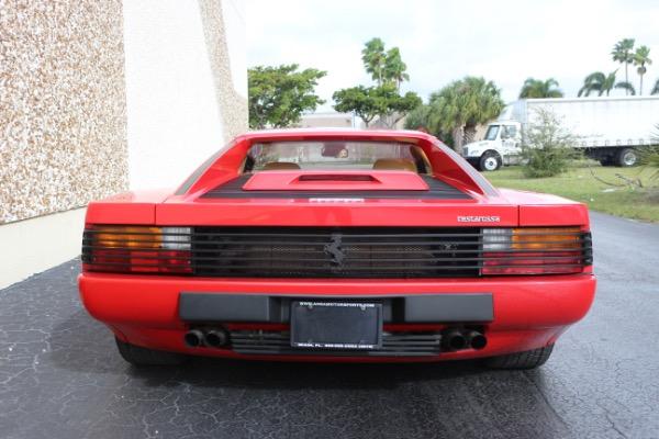 Used 1988 Ferrari Testarossa  | Miami, FL n28