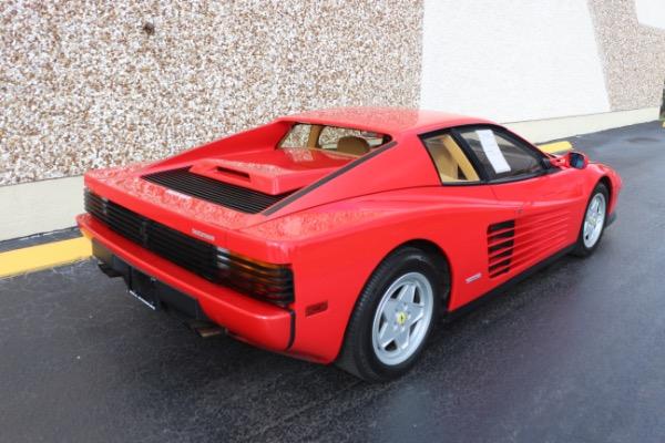 Used 1988 Ferrari Testarossa  | Miami, FL n29