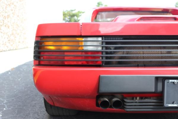 Used 1988 Ferrari Testarossa  | Miami, FL n30