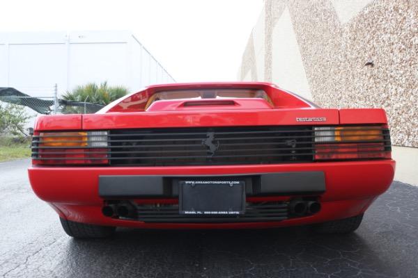 Used 1988 Ferrari Testarossa  | Miami, FL n31