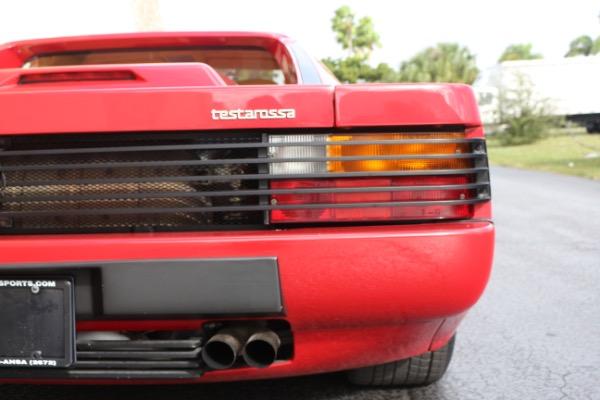 Used 1988 Ferrari Testarossa  | Miami, FL n32