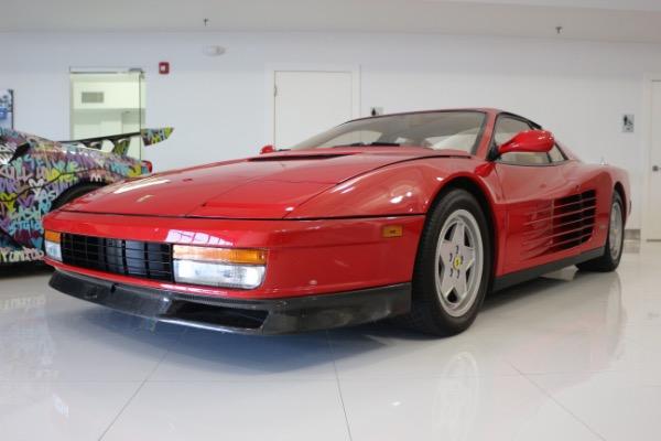 Used 1988 Ferrari Testarossa  | Miami, FL n39