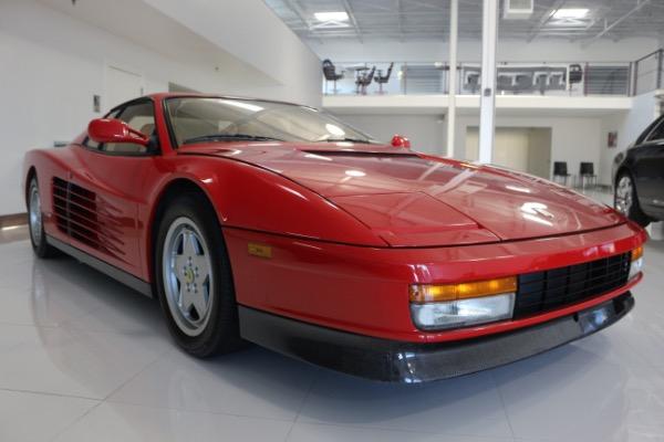 Used 1988 Ferrari Testarossa  | Miami, FL n41