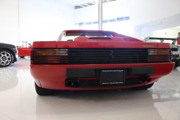 Used 1988 Ferrari Testarossa  | Miami, FL n43
