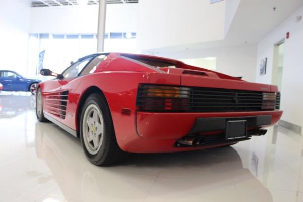 Used 1988 Ferrari Testarossa  | Miami, FL n44