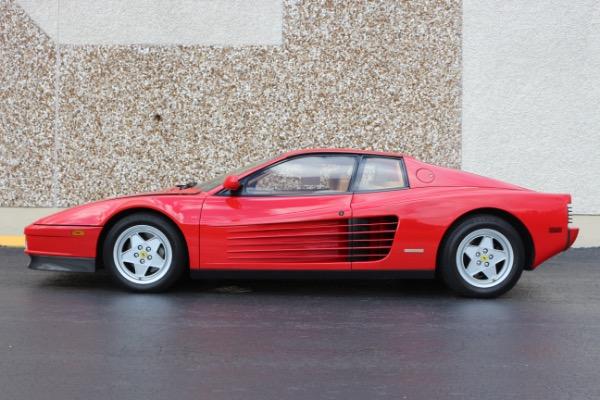 Used 1988 Ferrari Testarossa  | Miami, FL n6