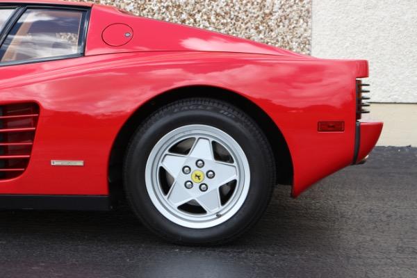 Used 1988 Ferrari Testarossa  | Miami, FL n7