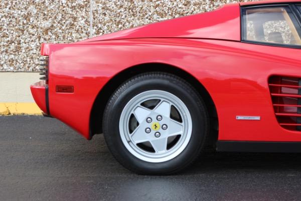 Used 1988 Ferrari Testarossa  | Miami, FL n8