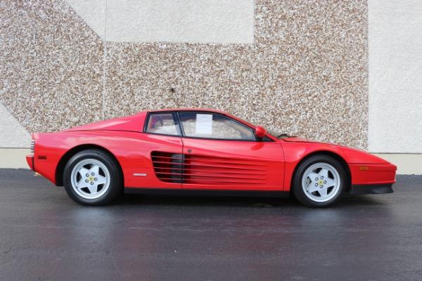 Used 1988 Ferrari Testarossa  | Miami, FL n9