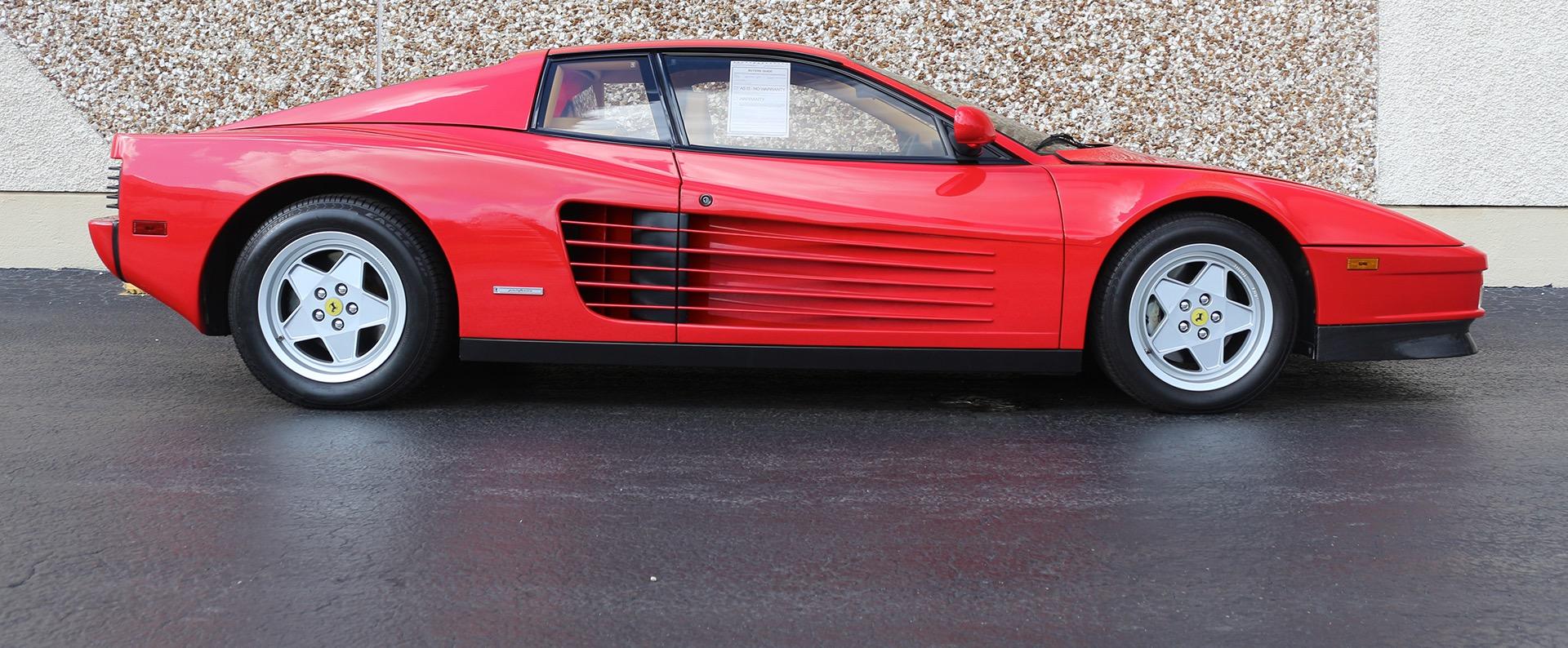 Used 1988 Ferrari Testarossa  | Miami, FL