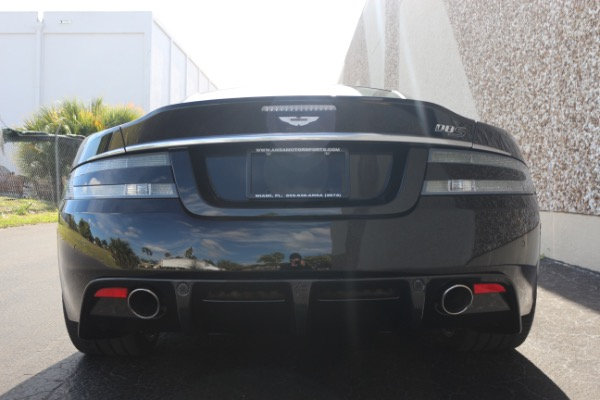 Used 2011 Aston Martin DBS Carbon Edition  | Miami, FL n27