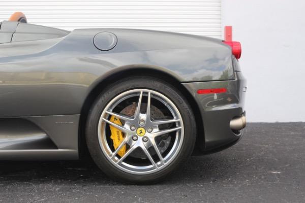 Used 2007 Ferrari F430 F1 Spider | Miami, FL n10
