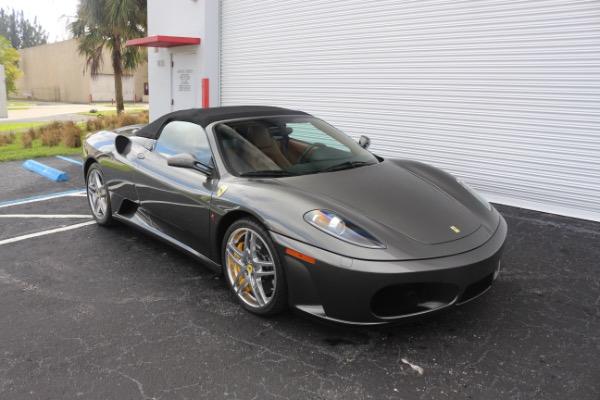 Used 2007 Ferrari F430 F1 Spider | Miami, FL n11