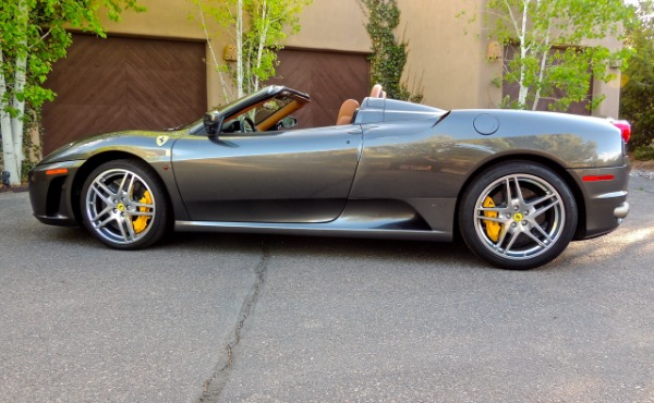 Used 2007 Ferrari F430 F1 Spider | Miami, FL n12