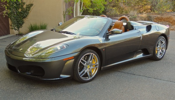 Used 2007 Ferrari F430 F1 Spider | Miami, FL n13