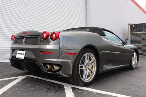 Used 2007 Ferrari F430 F1 Spider | Miami, FL n16