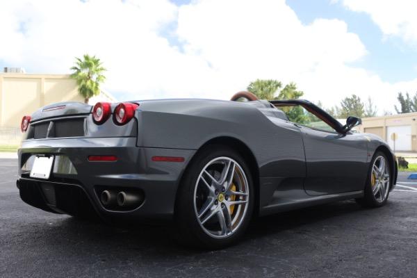 Used 2007 Ferrari F430 F1 Spider | Miami, FL n19