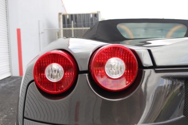 Used 2007 Ferrari F430 F1 Spider | Miami, FL n20