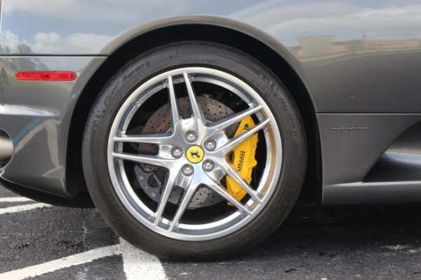 Used 2007 Ferrari F430 F1 Spider | Miami, FL n29