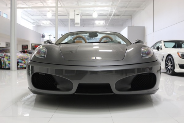 Used 2007 Ferrari F430 F1 Spider | Miami, FL n3