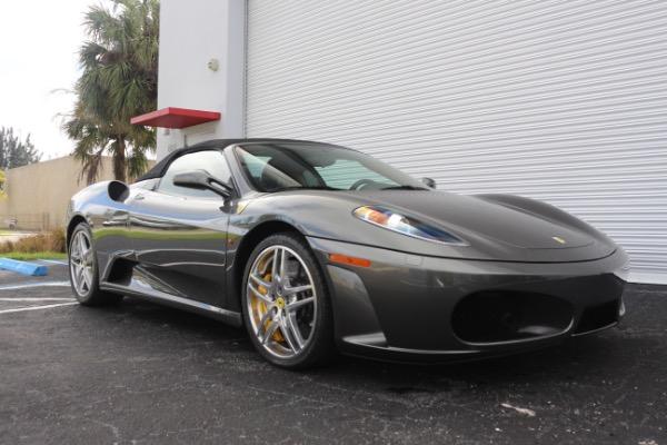 Used 2007 Ferrari F430 F1 Spider | Miami, FL n30